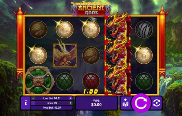 Ancient Gods RTG Slot Review