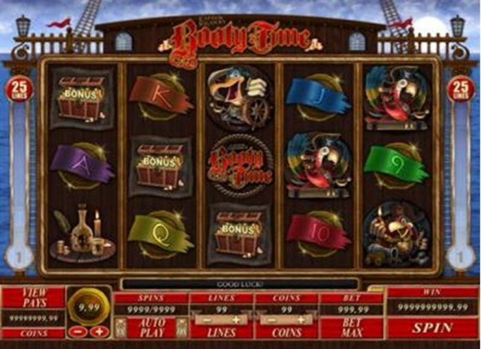 gambling pirate cove slot machine