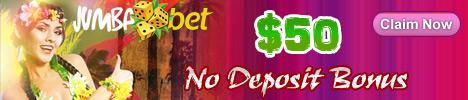 Jumba Bet Casino No Deposit Bonus Info No Deposit Needed No