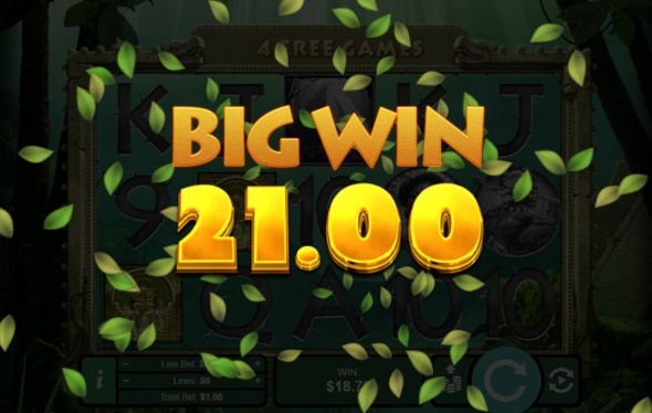Secret Jungle RTG Slot Review